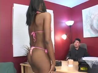 DENA FUCKS HER BOSS