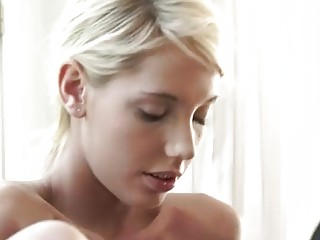 Gorgeous Blonde Takes A BBC